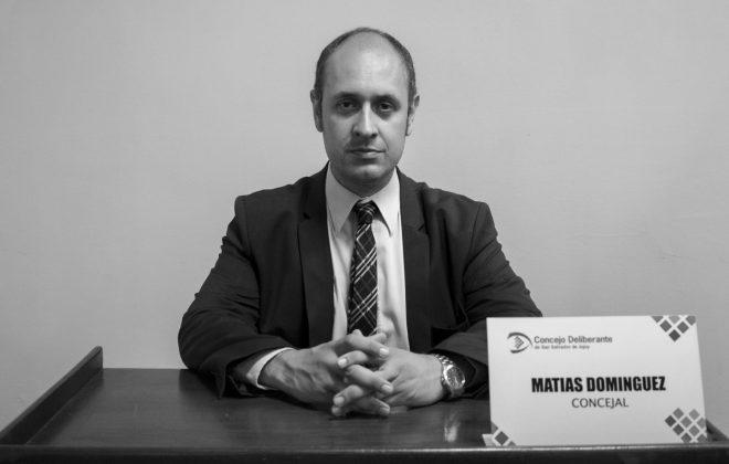 Matías Federico Domínguez