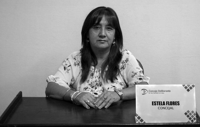María Estela Flores